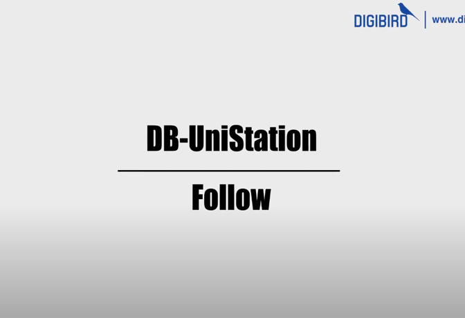 DB-UniStaion Feature Demo_Follow