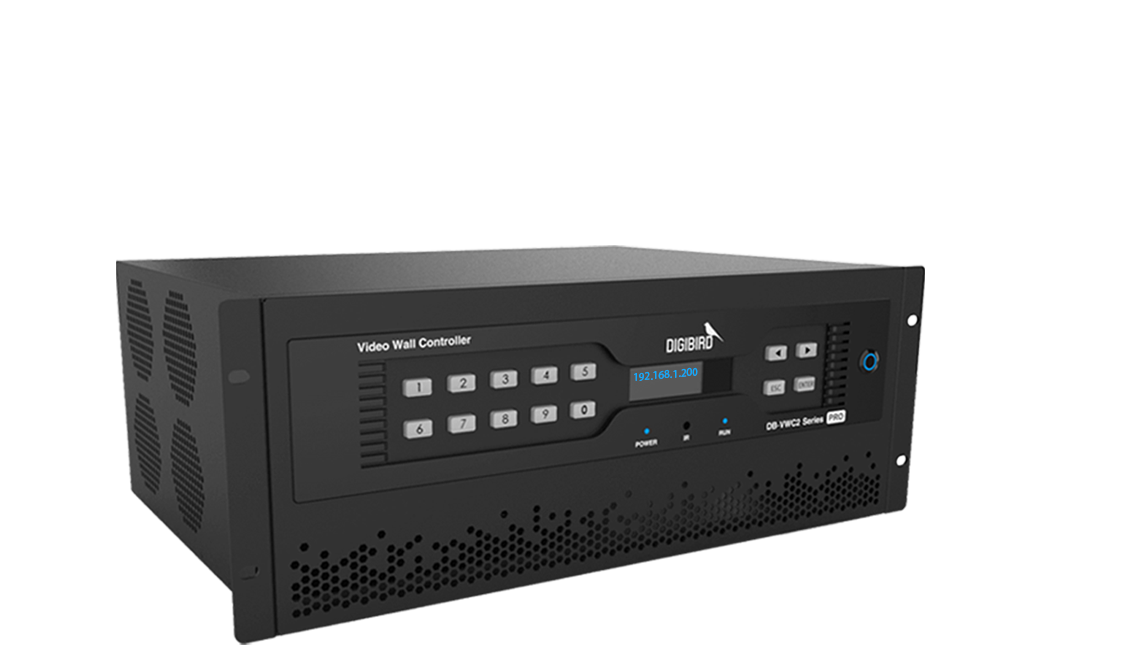 Video wall controller-DigiBird